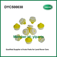 DYC500030 auto door cladding clip for Landrover LR2 Freelander 2 car washer automotive hot sale body moulding clamp parts supply