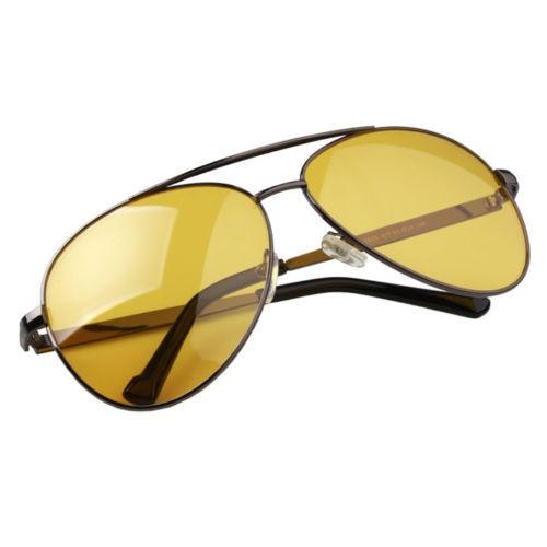 Anti-Glare Sunglasses Night Vision Glasses Polarized Driving Fishing Aviator Glasses<br><br>Aliexpress
