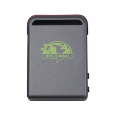 TK102B Vehicle Car Mini GSM GPRS GPS Tracker Device Locator Realtime Online GSM GPRS GPS Tracker with SOS Over-speed Alarm