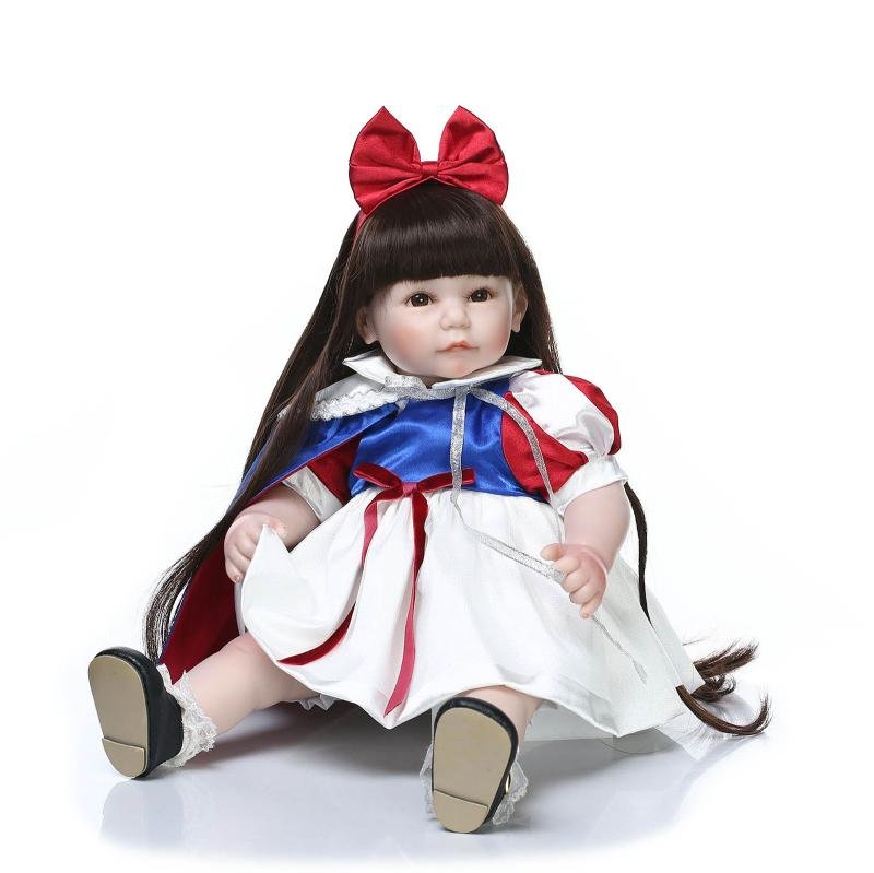 21 New arrival chucky lifestyle Handmade  longhair toddler brinquedods Silicone adora bebe bonecas girl menina de silicone<br><br>Aliexpress