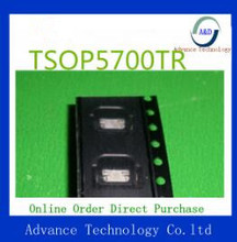 TSOP5700TR IR Receiver for high data Rate PCM at 455kHz SMD package(China)