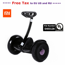 100% Original New xiaomi mini smart hoverboard self balancing scooter electric 2 wheel hover board skateboard UL2272