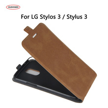 Buy HUDOSSEN LG K10 Pro Luxury Leather Flip Case Coque LG Stylo 3 / Stylus 3 Smart Phone Cover Card Holder Carcasas for $3.74 in AliExpress store