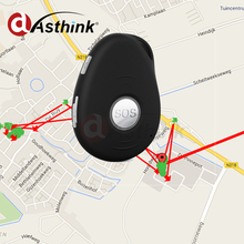 Hot Selling Waterproof IP66 And Long Battery Chip GPS Tracking Pets People On Google Map Via SMS GPRS Tracking System