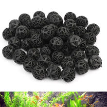 20pcs Hot Portable Aquarium Pond Balls For Canister Clean Fish Tank Filter Bio Balls Free Shipping Wholesale(China)