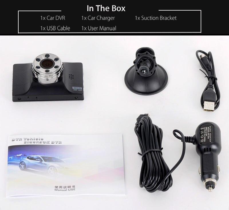 Car DVR Dash Camera (3)