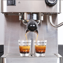 CBE05 Commercial silver color stainless steel body high quality Espresso coffee maker boiler cappuccino coffee machine