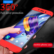 luxury matte pc phone case for huawei p10 plus case Hard full cover Protecot For huawei Honor 8 P8 P9 Lite 2017 P10 phone cases(China)