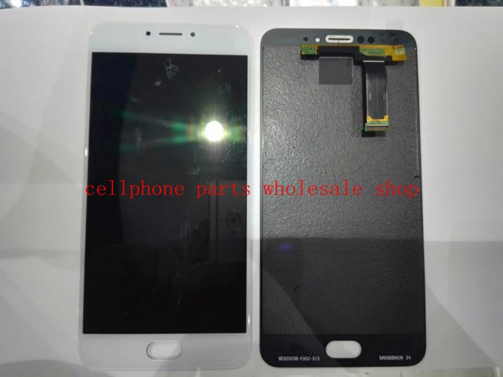 For Meizu MX6 Lcd Display with Touch glass Digitizer assembly replacement Pantalla parts<br><br>Aliexpress