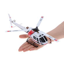 AS350 K123-B 6CH 3D 6G System RC helicopter Brushless Motor BNF Helicoptero Without remote control
