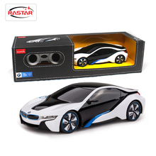 Licensed 1:24 Rastar RC Mini Cars Electric Remote Control Toys 4CH Radio Controlled Cars Classic Toys For Boys Kid Gift I8 48400