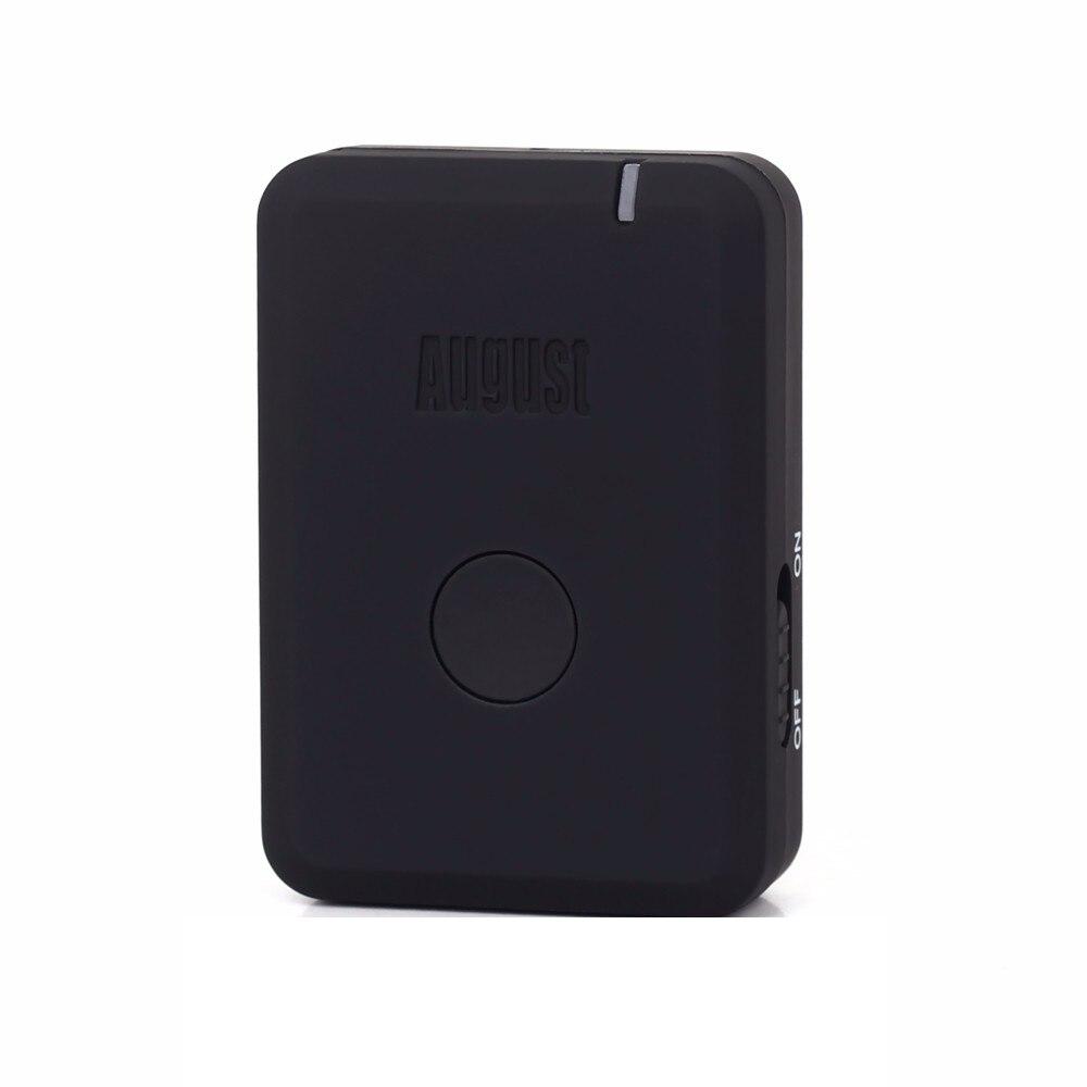 August MR230B Bluetooth Audio Receiver r