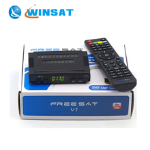 cheap fta hd satellite tv receiver dvb-s2 set top box for cccam new cam decoders with USB PVR Ready