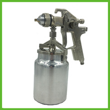 SAT500S Hot on sales profession airbrush spray hvlp gun paint spray gun for car painting air compressor pneumatic machine tools(China)