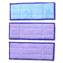 3x Washable Wet&Dry Mopping Cloths Pad Replace For iRobot Braava Jet 240 Cleaner(China)