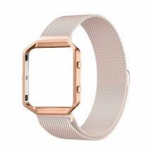 Stainless Steel Watch Replace Metal Frame Connect Case For Blaze 5 Colors 1 PC WV89