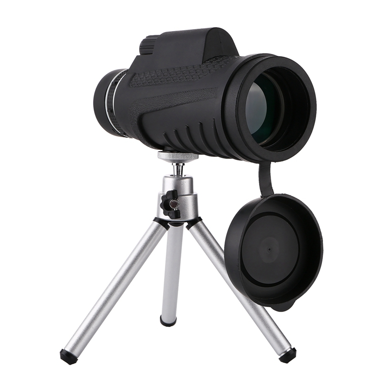 High Quality 40x60 Powerful Binoculars Zoom Binocular Field Glasses Great Handheld Telescopes Military HD Professional Hunting 4