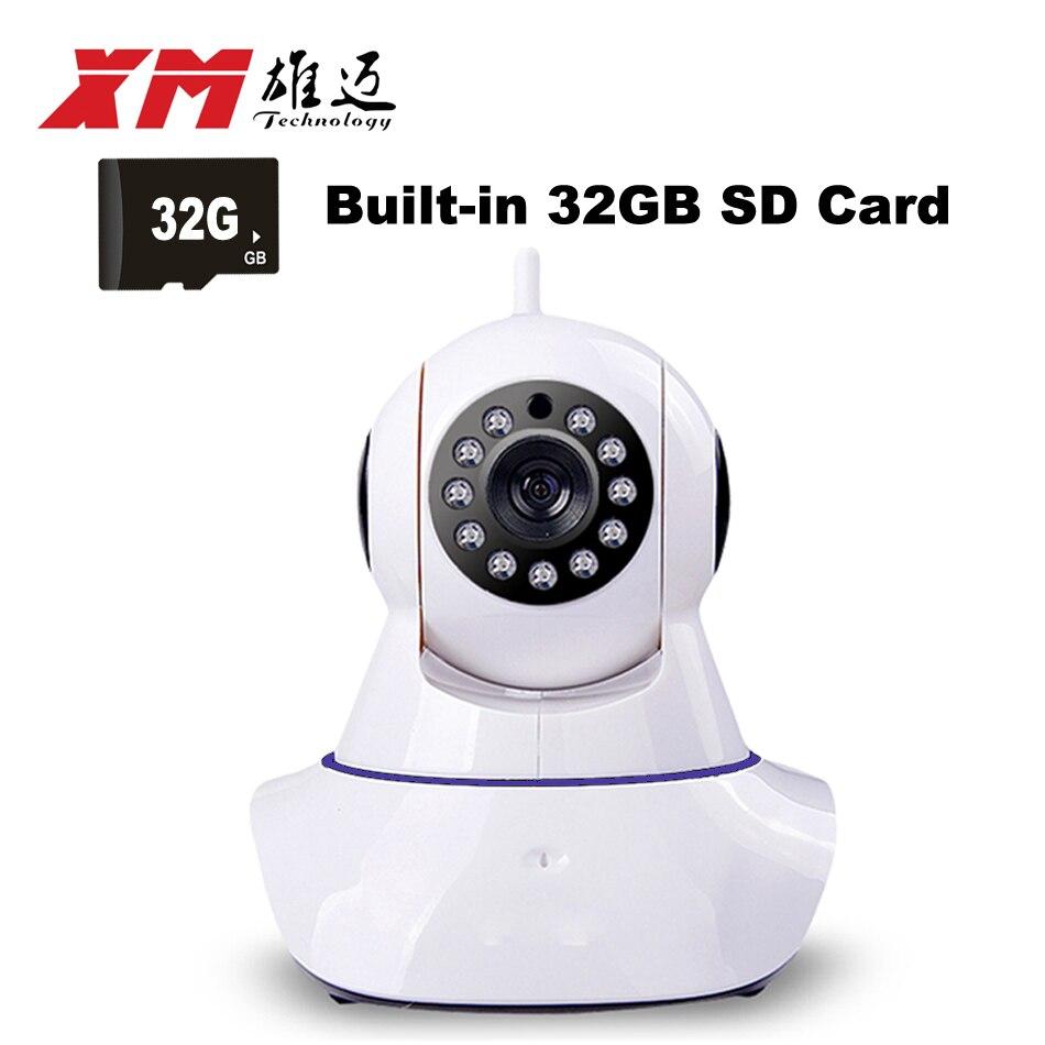 720P Security Network CCTV WIFI IP camera Megapixel HD Wireless Digital Security camera IR Infrared Night Vision <br><br>Aliexpress