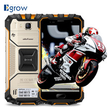 Ulefone Armor 2 4G IP68 Waterproof Shockproof Smartphone Helio P25 Octa Core Android 7.0 6GB+64GB 16MP Fingerprint Mobile Phone(China)