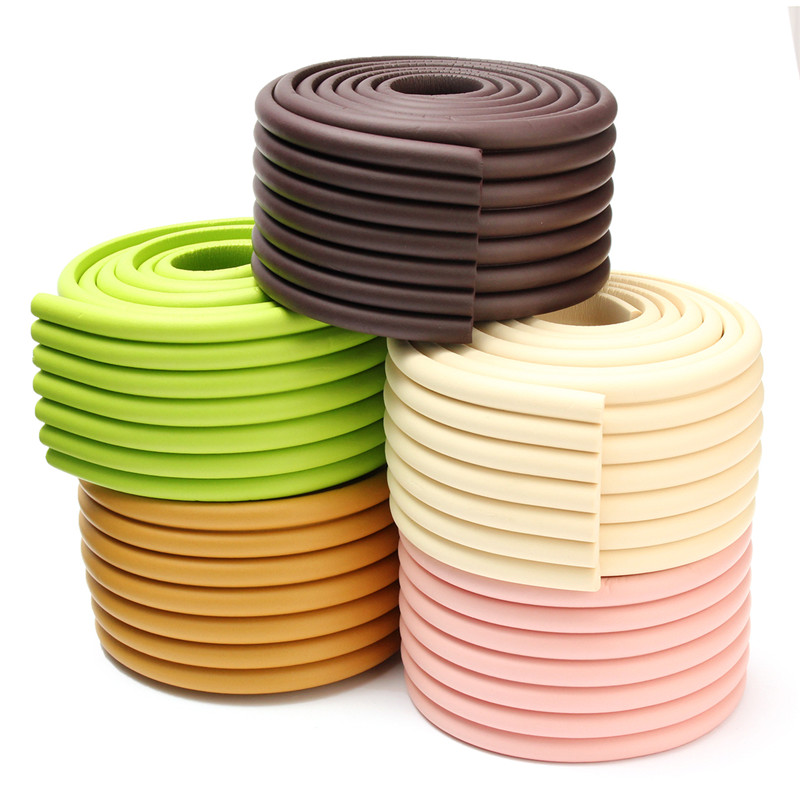 W Shape Baby Safety Table Desk Edge Cover Corner Protector Cushion Guard Strip Softener Durable Quality<br><br>Aliexpress