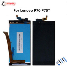Buy Lenovo Vibe P70 P70T P70-T LCD Display + Touch Screen Replacement Digitizer Assembly Lenovo P 70 T replace lcds screen for $21.99 in AliExpress store
