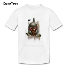 Bounty Hunter Boys Girls T Shirt Cotton Short Sleeve Crew Neck Tshirt Children Tees 2017 Best Selling T-shirt For Baby