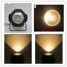 10 pieces Wedding Decoration Professional led warm white 100w cob led par64 light
