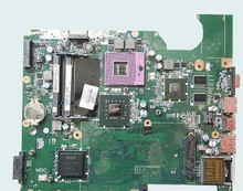 Laptop Motherboard FOR HP Compaq Presario CQ61 Intel PM45 Chipset 517837-001 DAOOP6MB6D0 60 Days Warranty(China)
