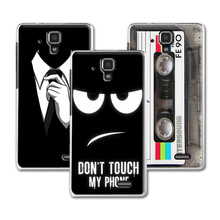 New Arrived Dark For Men's Style Perfect Design hard Phone Case For Lenovo A536 A358T Case Cover For Lenovo A536 + Stylus