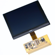 Free Shipping VDO LCD CLUSTER Display Screen For Audi A3 A4 A6 For Volkswagen For VW For Passat For Seat New(China)