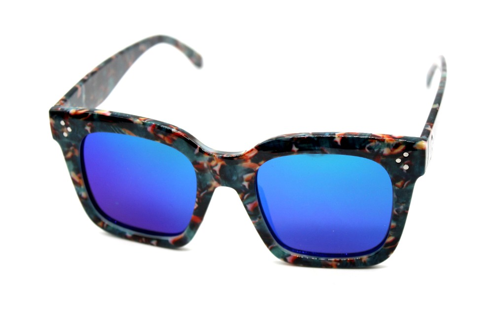 Vintage Polarized Sunglasses Wide edges Colorful lenses Tac Enhanced Polarized For Polarised Uv400 Sun glasses shopping Party<br><br>Aliexpress