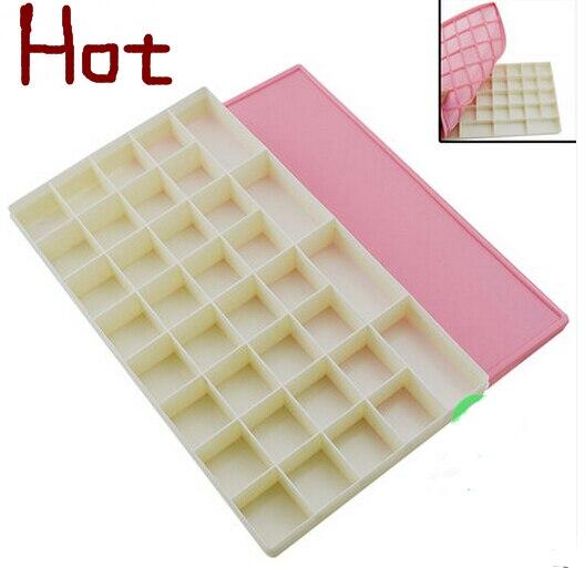 Application of 36 soft cover leak infantile facial erysipelas pigment palette palette watercolor gouache color box<br>