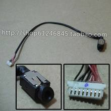 Free shipping original For Samsung SAMSUNG 500T XE500T1C-A02US Power Interface Power Head