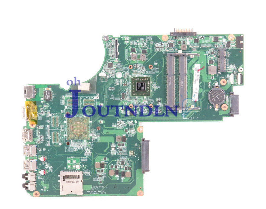 A000243960 Toshiba Satellite L75D series Laptop Motherboard AMD A4-5000 1.5GHz