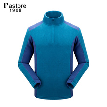 Pastore 1908 men women hiking hunting fishing softshell fleece jacket thermal antistatic breathable spring autumn fleece jacket