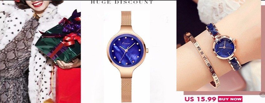 KIMIO Brand Fashion Women Bracelet Dress Watches Ladies  Relogio Feminino Casual Womens Quartz-Watch Montre Femme relojes mujer