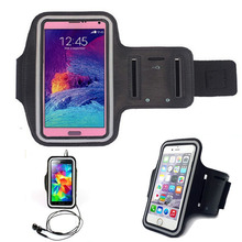 LINGWUZHE #1 Gym Jogging Cycling Running Cell Phone Sport Arm Strap Universal Arm Band Belt For Jiayu G5 G5S F1 G1