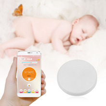 1Pc Practical Wireless Intelligent Baby Thermometer Smart Healthy Safe Temperature Monitor New