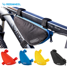 Buy Roswheel 8 colors Frame Top Tube Front Triangle Saddle Bag Pouch Pannier MTB Cycling Bike Bicycle for $5.99 in AliExpress store