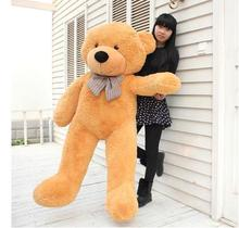 Recommend  Jumbo Plush Toy Soft stuffed Animals Big Size  1.8m Teddy Bear Big Embrace Christmas Birthday Gift