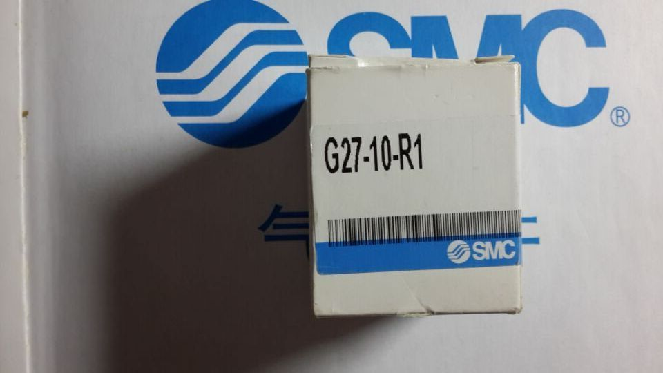 BRAND NEW JAPAN SMC GENUINE GAUGE G27-10-R1<br>