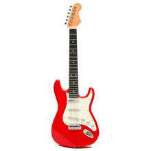 Best Price Children's Simulation Electric Guitar 6 strings Best for Kids Musical Toys Educational Games Music Guitar Gifts