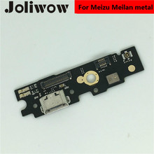 For Meizu Meilan metal Dock Connector Micro USB Charger Charging Port Flex Cable Complete Replacement Parts