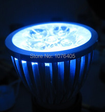 Customize colors LED Coral Reef light Aquarium lamp smallest real 5w no fake White Blue10w 15w E27 Bulb Led tank Fish lamp