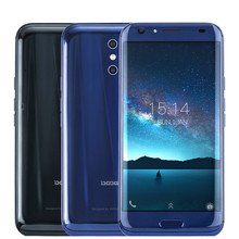 Original DOOGEE BL5000 5.5''Mobile Phone Android 7.0 MTK6750T Octa Core Cellphone 4GB+64GB 5050mA 1920x1080 Camera 4G Smartphone(China)
