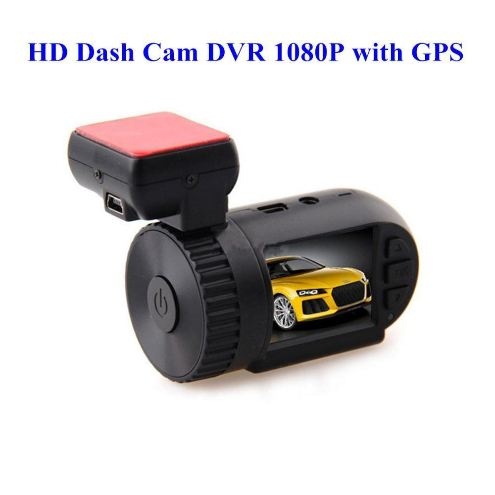 HD 5M Dash Cam Mini Car DVR Blackbox 1080P G-sensor with Built In GPS Ambarella A2S60 Chip with Retail Package Free Shipping<br><br>Aliexpress