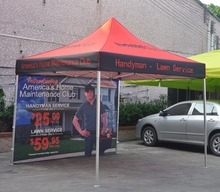 3m*3m tentage/roof canopy/large camping tent/ tente camping/party tent/roof tent/shower tent customized logo for outdoor
