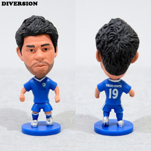 DIVERSION dolls figurine football stars Diego Cos** Movable joints resin model toy action figure dolls collectible gift