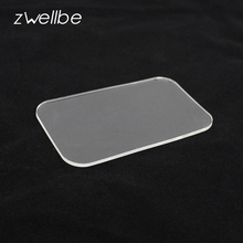 zwellbe New Style Eyelash Glue Eyelash Tool Glue Stick Silicone Gasket Eyelash Forehead Stick Independent Adsorption Paste(China)