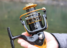Metal spinning reel(Gapless) 12+1BB 5.1:1 carp fishing reel  sea rod reel fishing tackle pesca